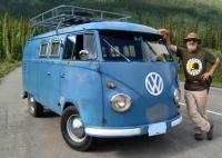 1958 Camper Alaska Road Trippin'