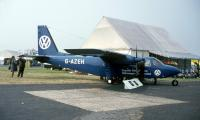 VW Express Parts Service Plane