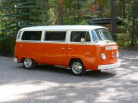 Our 1979 VW Bus