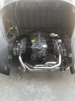 Engine mockup