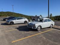 Three Eco-Friendly cars