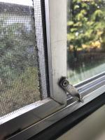 Riviera slider window latch