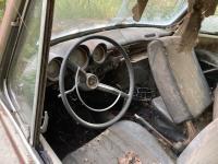 1966 fastback interior