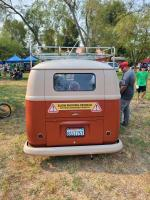 Split-Window Campers at Nor-Cal Bus Fest - August 15th, 2021 (Antioch, CA)