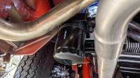 Remote oil filter mount - CSP Python