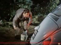 "1960 Beetle in ""The Saint- Little Girl Lost"" (1966)"