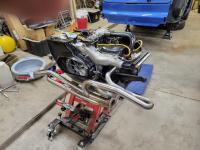 CSP Python Exhaust