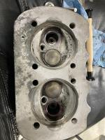 Fuel injection head work
