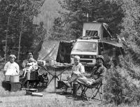 Antique Campers