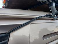Solar cable through Passenger Side Air Vent.