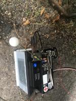VDO universal sender unit install