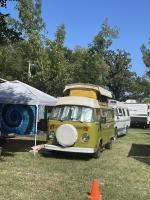 Walnut Valley Festival, West Campground