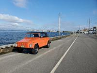 1973 Thing out for a coastal cruise