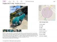 1966 Java Green Beetle