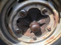 1966/67 hubcap fit