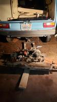 Vanagon engine out