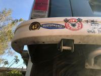 Rear bumper 1