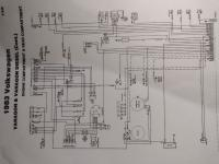 Diesel Vanagon main battery wiring