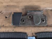 vanagon rear hatch striker wedge