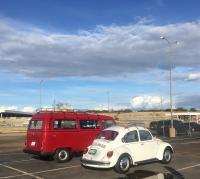 1991 Mexican Combi and 1995 Mexican Beetle