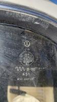 Elm Green 71 Deluxe front windshield