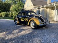 Homecoming parade 1964 beetle