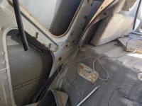 Vanagon rear seat belt mounting hole 1