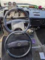 Vanagon steering wheels