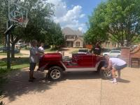 Dads VW Thing