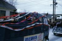 Single Cab in parade in Alaska