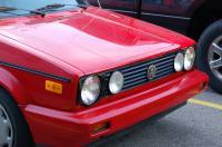 Red Cabriolet
