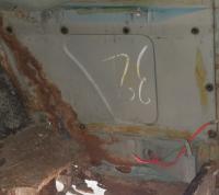Gretchen Driver Interior rust