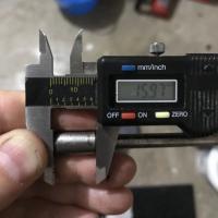 Fuel pump pushrod guide/sleeve/bushing