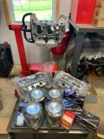 T4 Bus engine rebuild