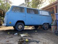 1973 Neptune blue Kombi
