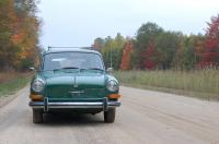 1970 Elm Green Sqaureback Joann