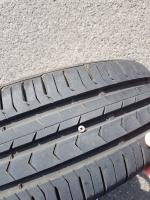 Cause for a flat
