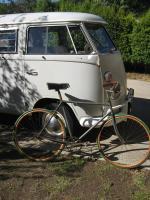 Paris - Roubaix bicycle
