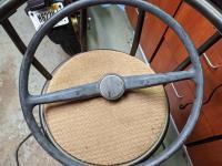 Early Bay steering wheel