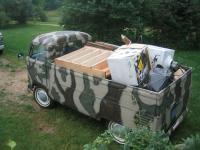 My Pritschenwagen