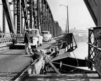 Portland Columbus Day Storm Hawthorne Bridge