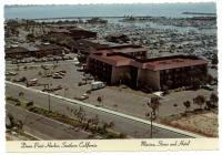 Dana Point Harbor, Southern CA