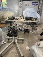 Okrasa engine Karmann Ghia