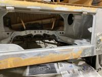Blasting bus, priming and bs ball joints