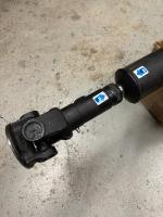 Battle Jitney - Syncro Tom custom high speed slip yoke drive shaft