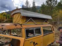 74-76 Riviera roof swap
