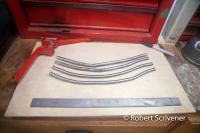 1967 bug heater control tubes