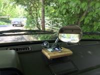 Vanagon rear view mirror 1