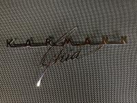 Karmann Ghia Script