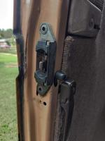 vanagon rear and slider striker and latches